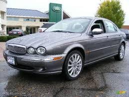 2008 Shadow Grey Metallic Jaguar X-Type 3.0 Sedan #18841398 ...