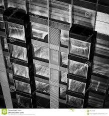 Apartment Building Modern Facade Stock Photo Image - Modern apartment building facade
