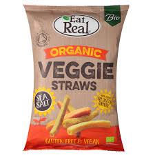 <b>Чипсы органические Eat Real</b> овощные 100 г, арт. 1002039699 ...