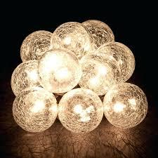 glass orb lighting hanging light string ed glass zoom glass lighting