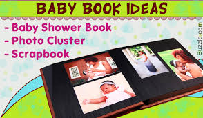 Wonderfully Unique Baby Book Ideas That Will Win Your Heart