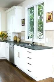 refinish formica countertop covering painting laminate dark colored paint black refinishing formica countertops to look like