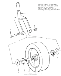 Bunton bobcat ryan xm3604 all 36 variable speed parts diagram rh jackssmallengines bobcat wiring diagram