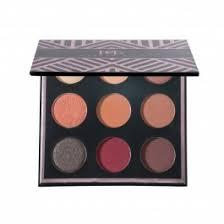makeupgeek x mymua palette