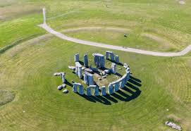 Stonehenge, prehistoric stone circle monument, cemetery, and archaeological site located on salisbury plain, about 8 miles (13 km) north of salisbury, wiltshire, england. Archaeologists Have Found The Source Of Stonehenge S Boulders Wired