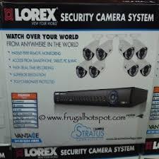 surveillance camera costco. Beautiful Costco Costco Sale Lorex Security Camera System LH1896 39999 U2013 Frugal Hotspot On Surveillance
