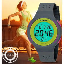 50M SYNOKE Children's Watch Casual Outdoor Sports LED ... - Vova