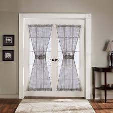 Might want something like this on the front door and back door. Lush Decor  Gray