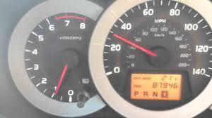 Toyota Rav4 idle problem - YouTube
