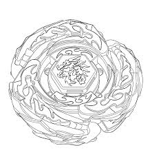 Beyblade Coloring Pages Coloring Pages
