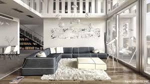 modern house interior. Modern House Interior E