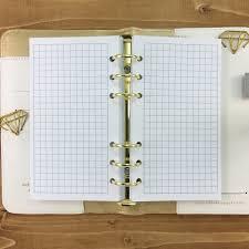 Personal Rings Graph Paper