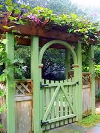 Small Picture Inspiration File Garden Gates Garage plans Garden gate and Gates