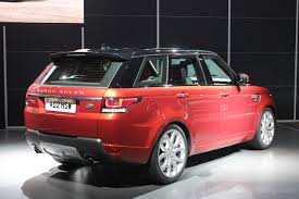 new car launches before diwali2014 Range Rover Sport to launch in India by Diwali