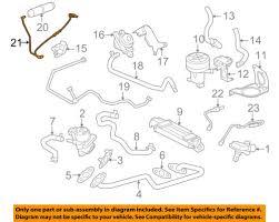 jaguar oem 09 10 xf 4 2l v8 emission system vacuum hose c2z4729 21 on diagram only genuine oe factory original item