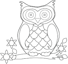 Images Of Owls To Color Owl Coloring Page Coloring Page Of An Owl