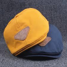 <b>2019</b> New Fashion Children <b>Cotton Beret</b> Kids Bonnet <b>Hat</b> Warm ...
