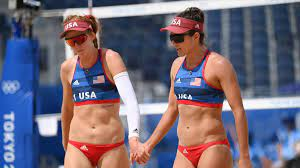 Youngest-Ever U.S. Beach Volleyball ...