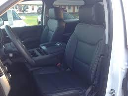 chevrolet silverado leather seat cover