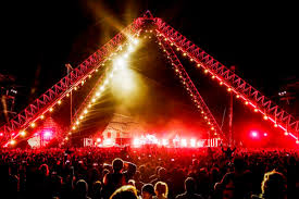 Kamel Red Light Red Hot Chili Peppers Rock Egypts Pyramids Middle East
