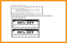 Christmas Coupon Template Mostly Download Coupon Template Christmas