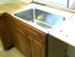 kitchen sink cabinet dimensions. Kitchen Corner Sink Cabinet Dimensions Cabinets Base Inch .