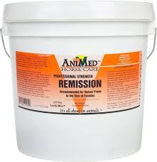 Remission Hoof Supplement For Horses Animed Hoof Builders