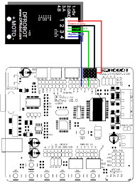 hcr mobile robot platform sku rob00021 dfrobot electronic encoder connection diagram v1