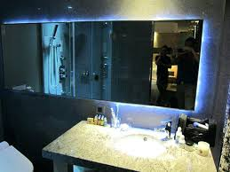 bathroom mirrors with led lights. Mirror With Led Lights Bathroom Everywhere Very Cool  Looking . Mirrors