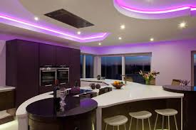 Black and Purple Kitchen Ideas