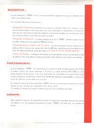 Le Rateau S 40 D Ref Remy Fils