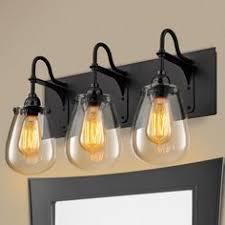 industrial bathroom vanity lighting. Simple Industrial Industrial Bathroom Vanity Lighting Onsingularity Com With A