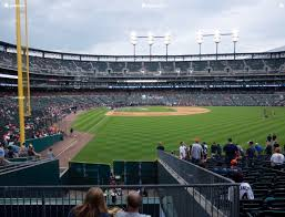 Comerica Park Section 106 Seat Views Seatgeek
