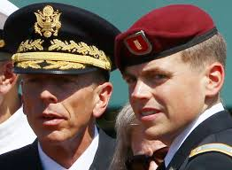 Stephen Petraeus - U.S. Military Holds Tribute And Retirement Ceremony For David Petraeus - Stephen Petraeus Military Holds Tribute Retirement I2eJBviu8q0l