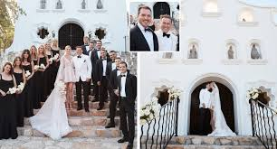 Magazine Idea New Wedding Stefanovic Karl First Photos nqBYXngw