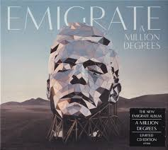 <b>Emigrate - A Million</b> Degrees (2018, CD) | Discogs