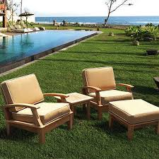 Casual Patio Furniture Miami Teak Bronze 8878