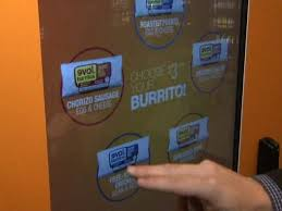 Burrito Vending Machine Best Burrito Vending Machine Opens In West Hollywood ABC48 Arizona