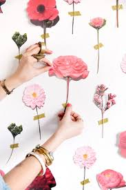 Paper Flower Wedding Backdrops How To 20 Diy Paper Flower Wedding Backdrop A Practical