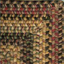 how to make square braided rugs wool rug country