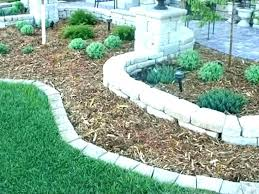 full size of wood flower bed border ideas edging uk wooden stone landscape stacked mesmerizing decorating