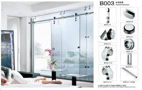 china yingmeida frameless glass sliding
