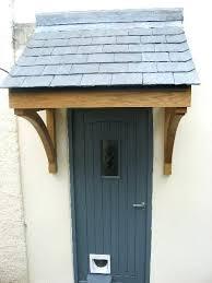 canopy above front door quality a oak door canopy and front door canopy above front door