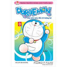 Truyện tranh Doraemon Vol 0 - NXB Kim Đồng