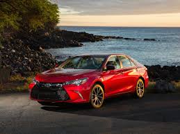 The 2015 Toyota Camry is a family sedan that can handle the worst ...