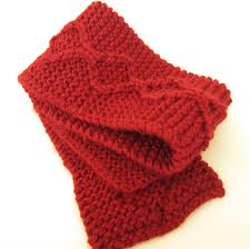 Knitted Scarf Patterns Using Bulky Yarn Delectable Bulky Yarn