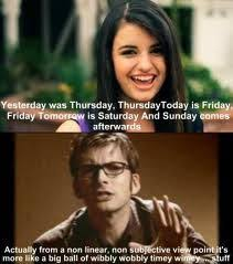 Doctor who funny pictures on Pinterest | Doctor Who, The Doctor ... via Relatably.com