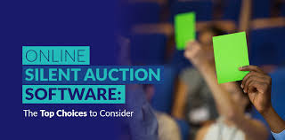Online Silent Auction Software The Top 17 To Consider