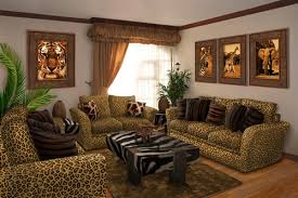 ... African Safari Living Room Ideas ...