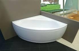 corner tub awesome corner tubs corner tub shower dimensions